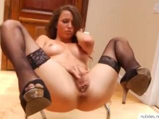 Goddess Malena Morgan cums for you