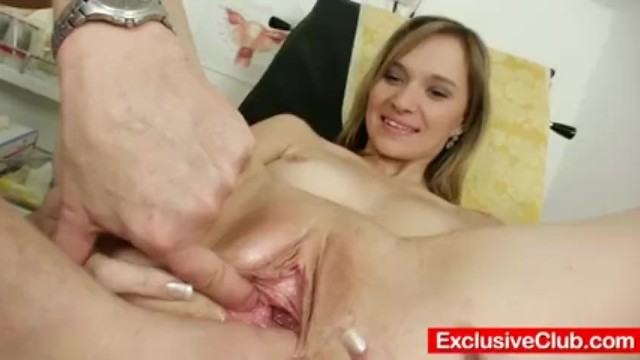 Navartis loses sexual harrassment suit - Petite babe scarlet harrassed by gyno doctor