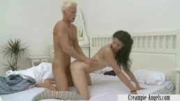 Her pussy will be filled with hot and sticky jizz