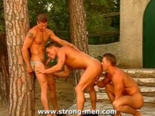 Amazing Hot Threesome