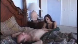 Her mom dude i ass in  fucked your scene brunette trimmed