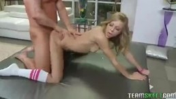 InnocentHigh Sexy teen Chastity Lynn fucked by her teacher