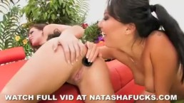 Natasha's 1st Anal with Asa