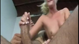 Fucked dick and jones gets sucks taylor amateur first