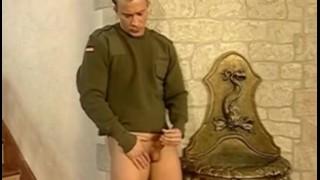 Stud masturbation off wanking