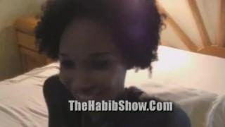Dominican hood nigga gets a shot of pussy