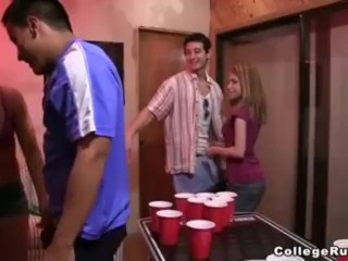 Beerpong and Blowjobs