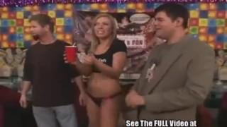 Ally Kay & Her Porn Friends Fucking Her Fan Will