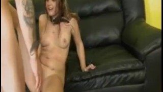 Rough Fucking With Two Guys
