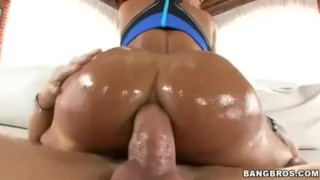 Lisa Ann BJ and Hardcore Anal