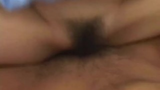 Sexy Asian riding cock nice and hard