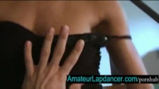 Preview 4 of Gorgeous tanned blonde lapdance
