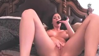 Busty Babe likes it Slow and Deep HD