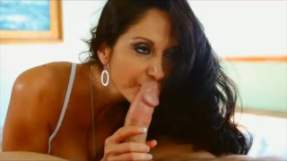PureMature Beautiful Mom Big Boobs Balcony Romance