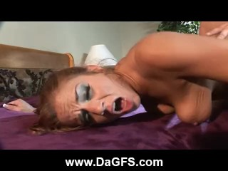 Classy Girlâ??s First Time Anal