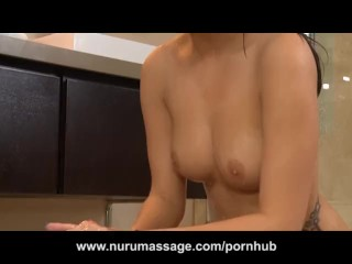 Pressley Carter Nuru Massage
