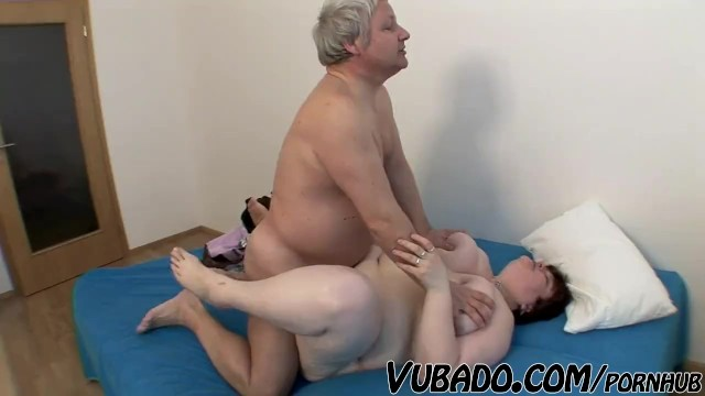 Fat old couple porn-5926