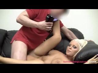 Big Tit Mom Backroom Audition