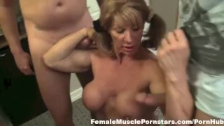 Wild Kat - Collecting For Troop 21 Part 2 porno