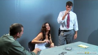 Cops busty gangbanged two brunette by india is summer slutty flexible natural
