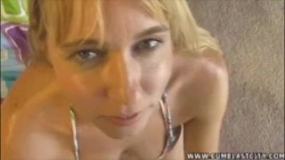 Tara waits for her boyfrind to bring her his thick dick meat