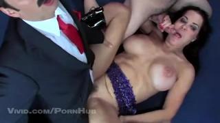 Chyna In A 9 Wrestler Gangbang - Queen of the Ring Parody Tight cock