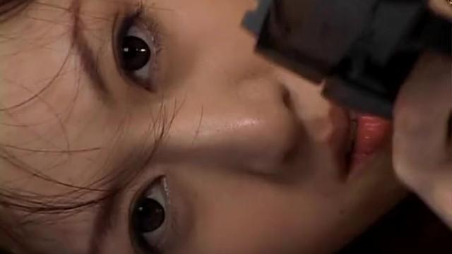 【無修正】【無修正】[菅野亜梨沙]スレンダー美乳のお姉さんが騎乗位で喘いで乱れる