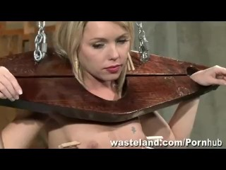 Bdsm punishment of female slaves