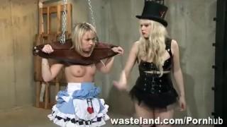 Alice In Wasteland - A BDSM Halloween Adventure
