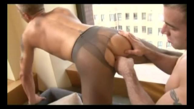 Ass gay video xxx Xxx ass eating in pantyhose