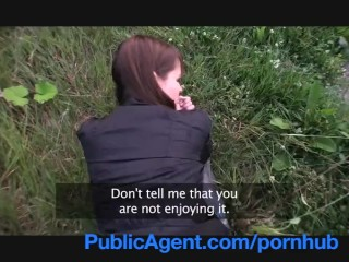 Outdoor slut germany gag