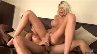 Bigtit cougar Puma Swede likes it rough