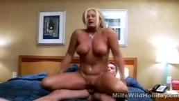 Roxy Rubs That Pussy Into That Hard Cock