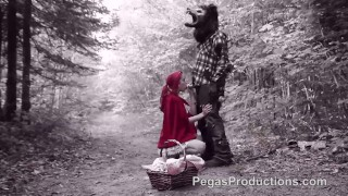 Lil Red Riding Slut porno
