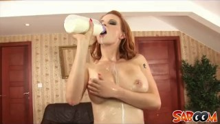 Tits, oil and Tarra White