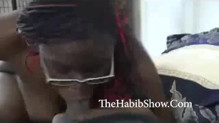 Thick chocolate booty bitch from the Chi