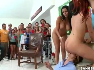 big tits and big ass - pornstar party