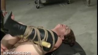 Wasteland Bondage Sex Movie - All Sparkles 2 (Pt 1)