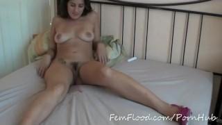 Veronica Knocks Orgasm Suprises