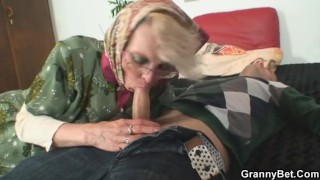 Naughty grandma gives up her pussy Hushpass raven