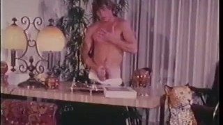 Room scene  mates gay masturbating