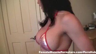 Kendra Lust - Ball Bouncing Titty tits