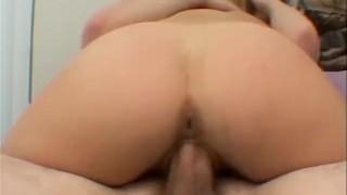 Scene juicy  creampies licking tits