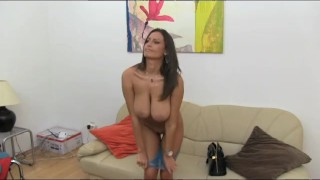 FemaleAgent. Tit's made for cock porno