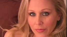 First time jerkoff instructor Julia Ann