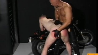 Dungeon Play 4 - Scene 2 - Bacchus Kissing jock
