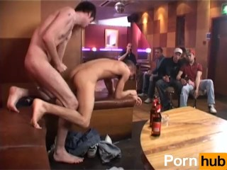 BARE BOTTOMS UP IN LONDON - Scene 2 - Puppy Productions