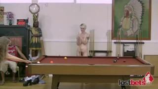 Strip 8-Ball With Naomi and Lieza part 2 Masturbation casting
