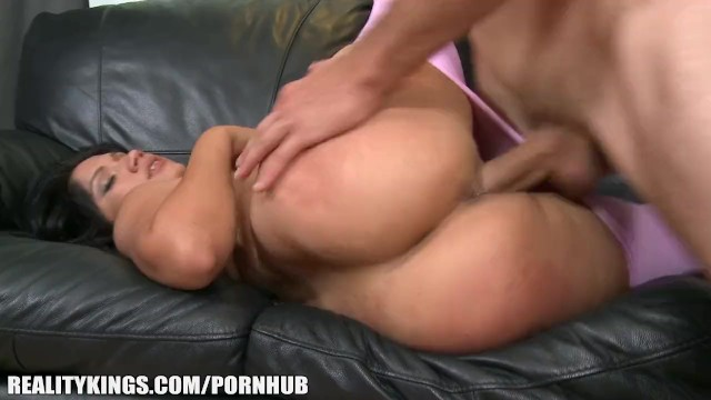 Slutty Latina With A Sexy Fat Ass Begs For Rough-Sex -1751