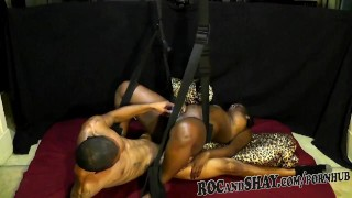 AFRICAN HARDCORE SEX !! Natural play